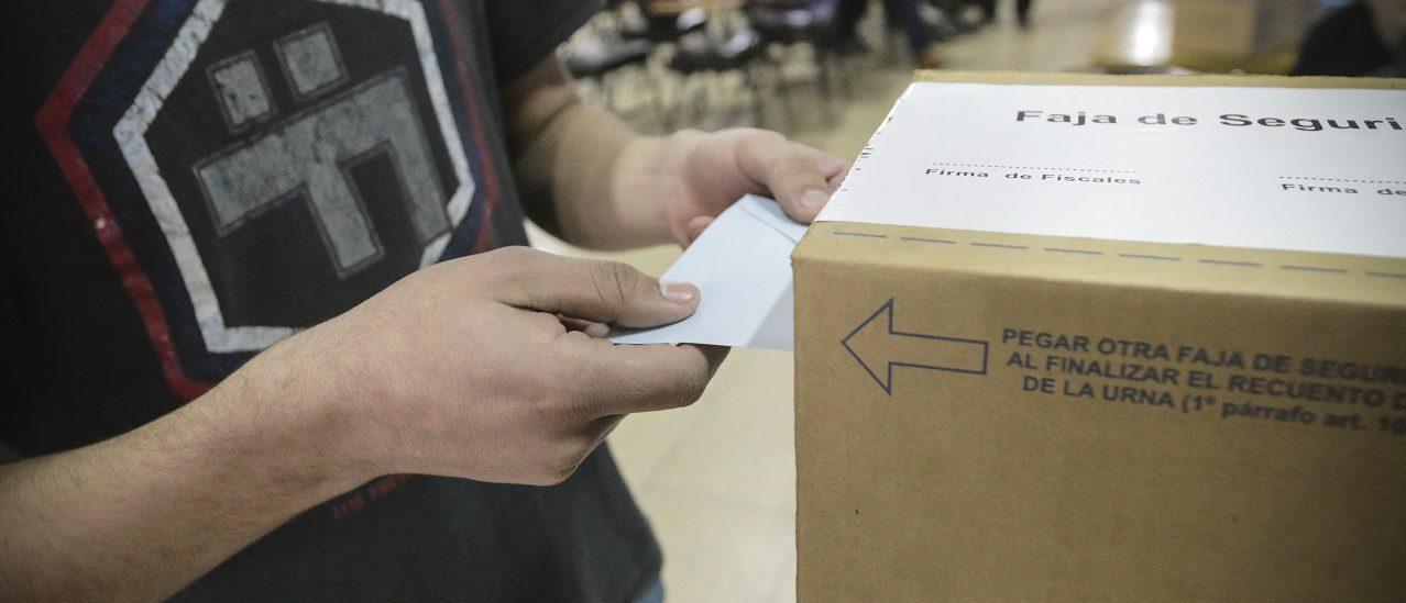 Habilitaron el Registro de infractores para quienes no votaron en las PASO