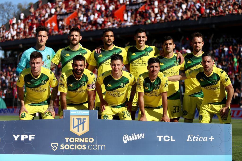 Aldosivi se trae un empate de Rosario