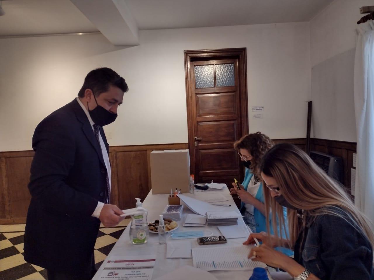 Se realizaron las elecciones del Colegio de Magistrados y Funcionarios