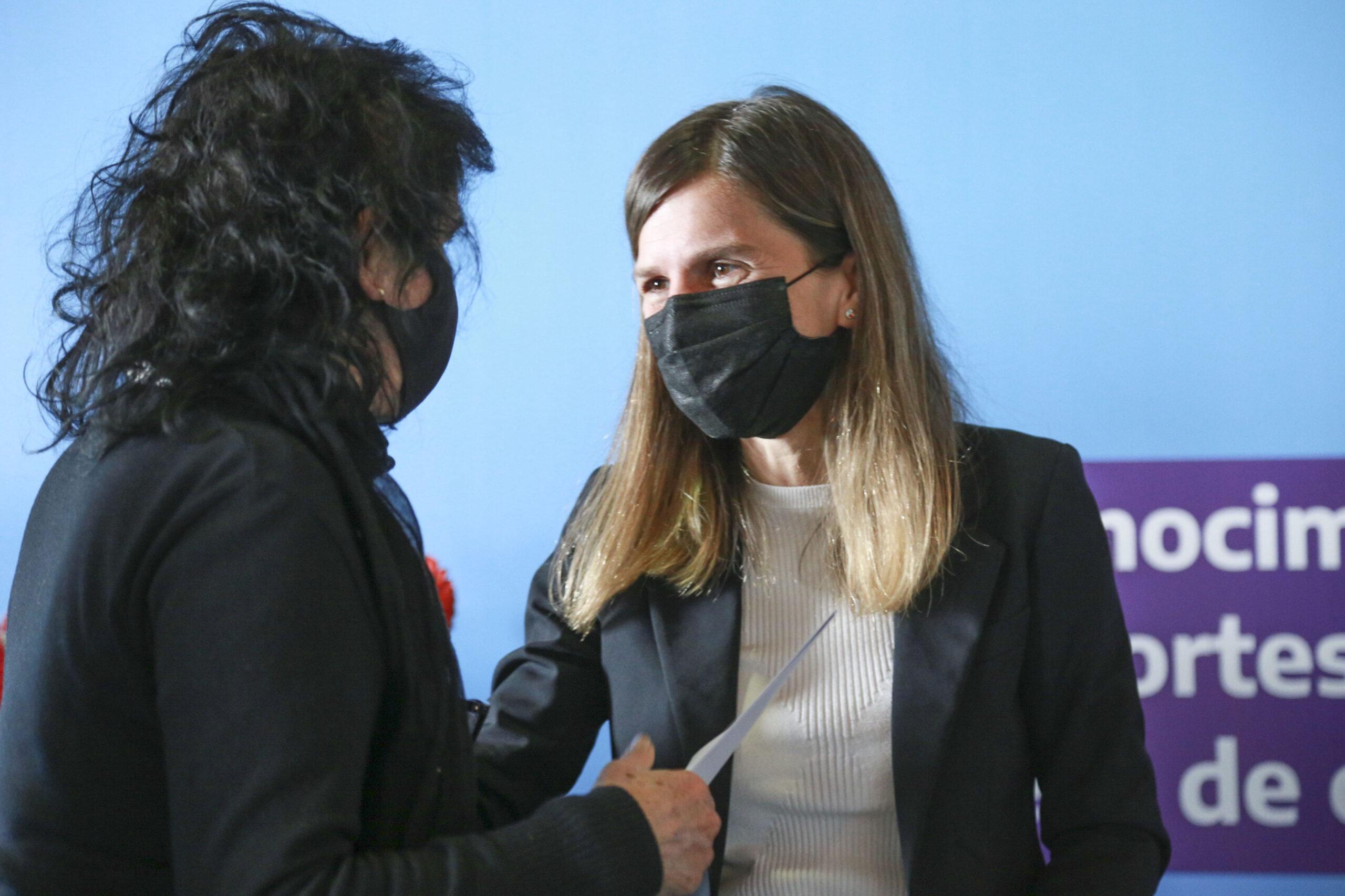 Raverta: «Estamos recuperando la capacidad de compra que perdieron las asignaciones con Macri»