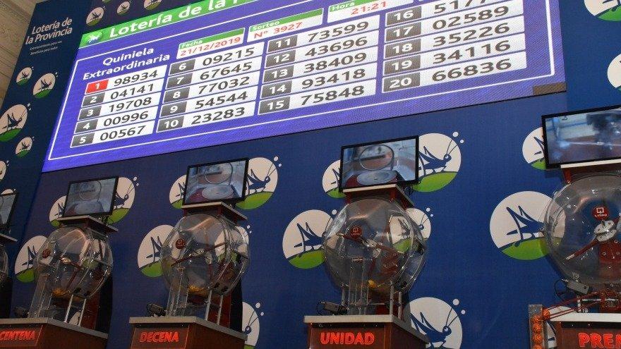Vuelve el «Gordo de Navidad» de Lotería bonaerense y el viernes se ponen a la venta los billetes