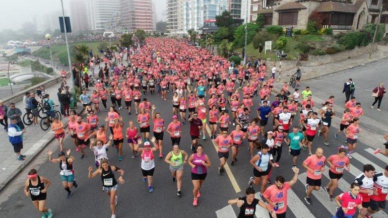 Se anuncia la Media Maratón de Mar del Plata