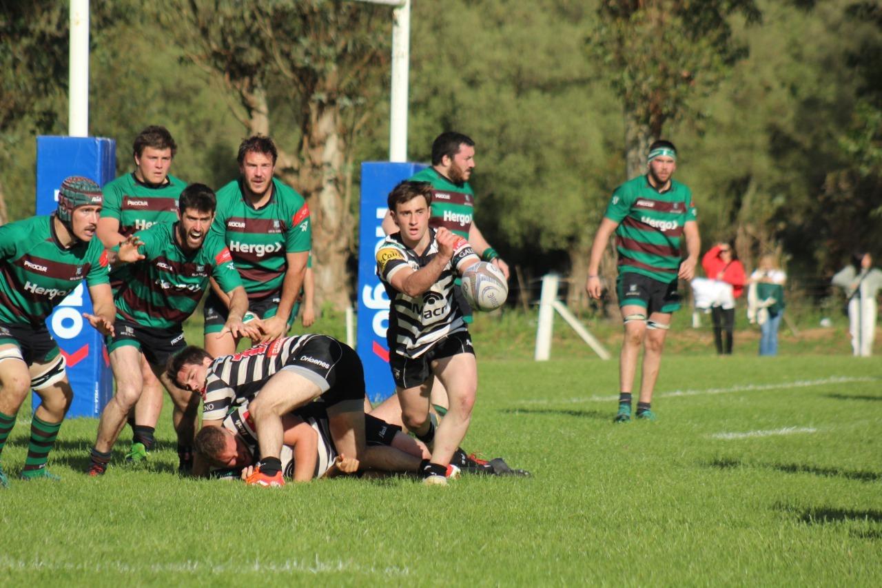 Clásico y punta para Sporting en el Regional Pampeano de rugby