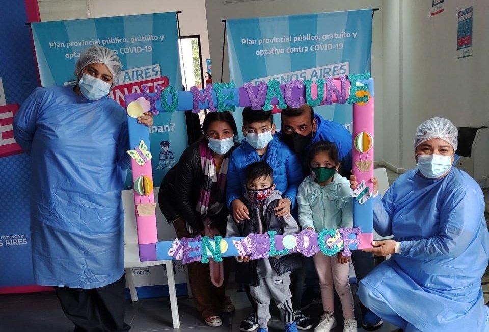 Kicillof anunció envío de más de 370 mil nuevos turnos para segunda dosis en chicos y chicas
